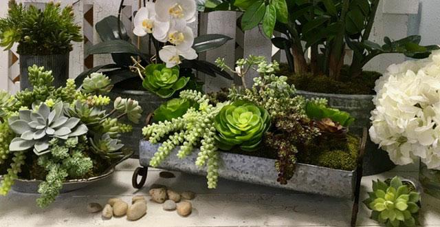 Pacific Silk Plants Orange County Ca Silk Flower Arrangements
